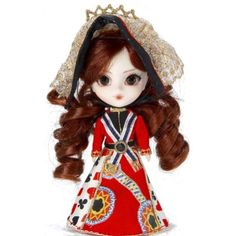 "Little Pullip  Queen of Hearts 4.5"" * Learn more by visiting the image link. (This is an affiliate link) #GrownUpToys"