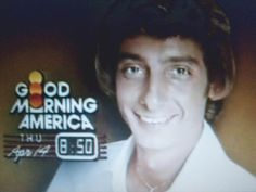 Good Morning America graphics Barry Manilow, Good Morning America, Classic Image, Abc News, Inspire Me, Tv Shows, Take That, Music, People
