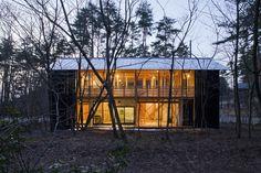 House in Daisen,© Ryo Hata