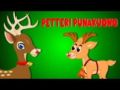 Lasten joululaulut   Petteri Punakuono   Kauneimmat joululaulut - YouTube