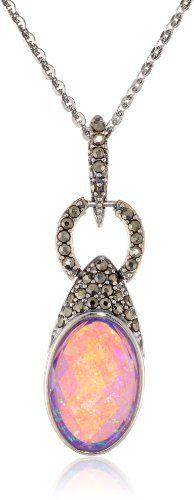 "Judith Jack ""Tropical Breeze"" Sterling Silver Marcasite Purple Opal Pendant Necklace, 18"", http://www.amazon.com/dp/B00DS79AFS/ref=cm_sw_r_pi_awdm_jWwQtb0W0WFJ9"