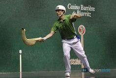 Pelote Basque: le Gant d'or se joue à Biarritz - Sport - Citizenside