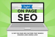 #Onpage-SEO, #webseite, #Homepage #seo