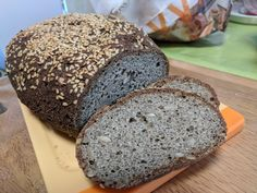 Low-Carb Brot - mein Bestes