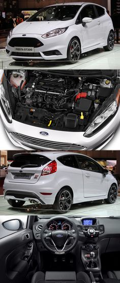 FORD FIESTA ST200 WILL COST YOU £22,745 More info at: https://www.dieselenginerus.co.uk/litre/ford/fiestafusion/1.6