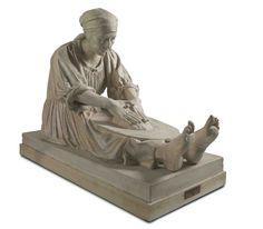 Il pane  1907  Francesco Ciusa Sardinian People, Italian Sculptors, Sculptures, Lion Sculpture, Venice Biennale, Teaching Art, Famous Artists, Art History, Pane