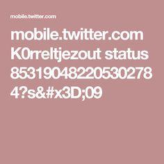 mobile.twitter.com K0rreltjezout status 853190482205302784?s=09