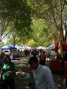 Always fun community vendors along with the local farmers market makes a grade community events...