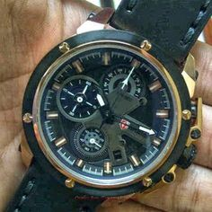 Expedition E 6603 Rosegold Black