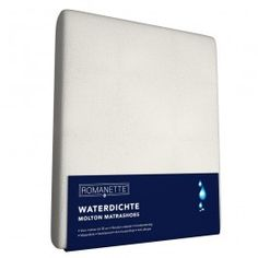 Zojuist Matrasbeschermer Waterdicht  Romanette-160 x 220 cm gekocht: