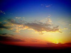 Sunset - Florence