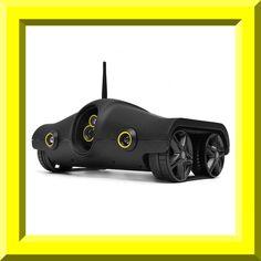 Car Kit Robot Wifi Hd Camera Ds Arduino Smart Unihobby Wireless Robotic Tank Fpv #Smart