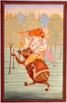 ganesha_riding_a_mouse_wq03.jpg (524×800)