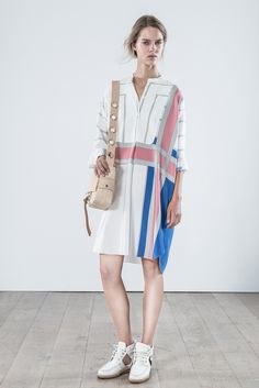 Vanessa Bruno Spring 2015 Ready-to-Wear - Collection - Gallery - Look 18 -   | Le Fevrier |