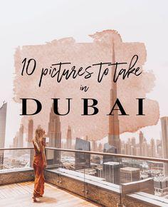 travel tip canada 10 pictures to take in Dubai Best spots for your travel pictures Dubai City, Dubai Quotes, Cool Places To Visit, Places To Travel, Dubai Travel Guide, Dubai Vacation, Trip To Dubai, Jordan Travel, Photos Voyages