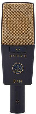 B-Stock, AKG C414 XLII - large diaphragm condenser microphone