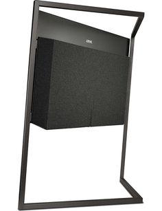 LOEWE TECHNOLOGY - 55in Bild.9 4K OLED TV with floor stand in Graphite Grey | Selfridges.com