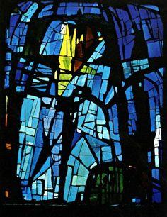 rochdale pallottine window  Hans Unger