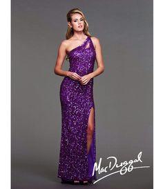 2014 Purple Prom Dresses