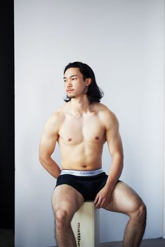 """Being an Olympic weightlifter, I pride myself on my dedication to personal fitness, but because my body doesn't fit the Asian stereotype, my Asian-ness is questioned."" 