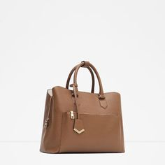 Image 2 of OFFICE CITY BAG from Zara