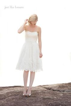 Ivy & Aster Fall 2013 Bridal and Bridesmaid Lookbook 100 times this in Ivory