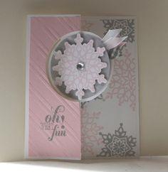 Festive Flurry Card Sample For Camp