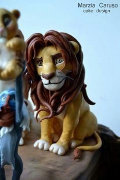 Lion King Topper