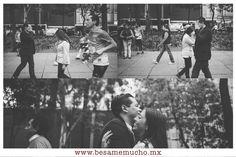 Un domingo muy temprano caminando por las calles de Reforma en la Ciudad de México. #savethedate #mexico #cdmx #love #reforma #torremayor