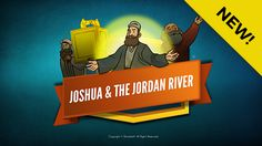 Joshua 3 Crossing the Jordan River Kids Bible Lesson: Crossing the Jordan River (Joshua 3-4). Prior to entering the promised land, Joshua and the people of Israel had to cross the mighty Jordan River! Miraculously God held back the waters of the Jordan river so that the people could pass through on dry land. Packed with teaching resources like Q&A, memory verse and more this is perfect for your upcoming Joshua 3 Sunday school lesson.
