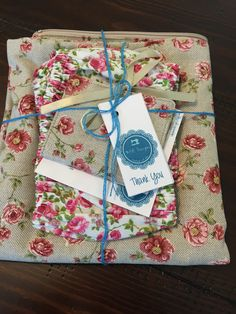 Its all in the packaging :) lovely mix & match set for dear Krissi. Sooo pretty :)