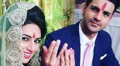 Divyanka Tripathi engaged with her Yeh hai Mohabbatein co-star Vivek Dahiya find more latest news and updates of Divyanka and Vivek Dahiya engagement