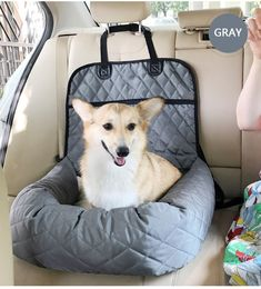 The Ultimate Retreat for Your Pets. Spoil All Your Pets with Our Daily Gifts! Up to 30% Off Pet Supplies Dog Car Accessories, Dog Car Seats, Dog In Car, Small Dog Car Seat, Booster Car Seat, Dog Cages, Hamster, Dog Safety, Pet Mat