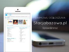 darmowe ogłoszenia to serwis www poświęcony ogłoszeniom regionalnym, każdy moze zamieścić darmowe ogłoszenie lub za darmo wyszukać ogłoszenie, które go interesuje. Portal damowe ogłoszenia stacjabazowa.pl, to szybki i łatwy dostęp do informacji na terenie całej Polski. drobne ogłoszenia