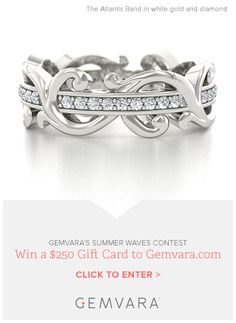 Enter to win a $250 gift card to Gemvara.com - Contest ends 6/30/13