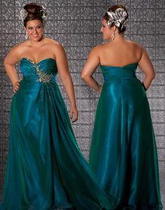 Fabulouss Plus Size 6320F at Prom Dress Shop