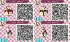 Assassin's Creed ACNL Animal Crossing New Leaf QR Code