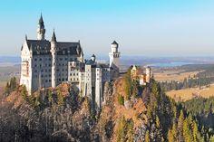 2nt Bavaria, Flights & Sleeping Beauty Castle Tour