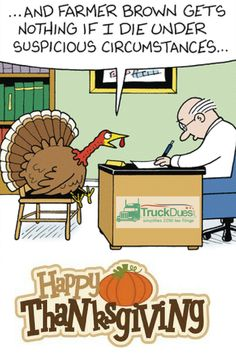 Buckle Up for  #Thanksgiving it's just a week away.