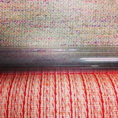 Lanificio Leo. Fabric from Lab weaving