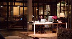 """【FASHIORIOR】注目度No.1映画! """"The Intern""""の最新インテリア。 の画像 Modern Glamour モダン・グラマー NYスタイル。・・BEAUTY CLOSET <美とクローゼットの法則>"""