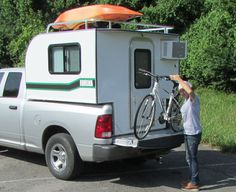 Eureka Campers Inc., eureka pup pick-up papoose slide in camper America's most affordable compact family campers!