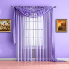 Extra Long Wide Caramel Gold Sheer Valance Window Scarf Or Voile Curtains In 96 108 Inch Size Drapes Designed For Any Room Home