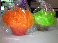 made at the Arc of High Point Cupcake Soap, Art Programs, High Point, Creative Art