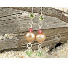 Beth's Beach Earrings
