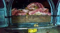 Noticias de Cúcuta: Decomisados 2.786 kilogramos de carne extranjera i...