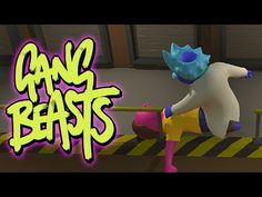 Gang Beasts Rick and Morty go wild | GANG BEASTS GAMEPLAY PART 10 - YouTube