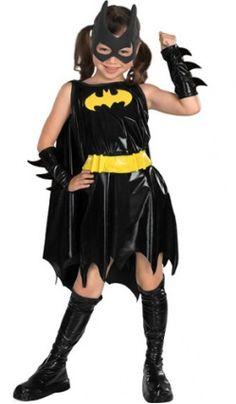 Déguisement Batgirl™ - Enfant