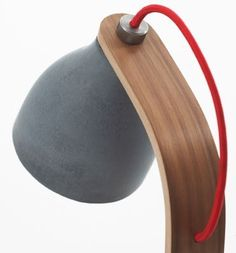 Heavy desk Light by Benjamin Hubert Product Design #productdesign