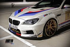 Prior Design Turn BMW 650i Into Angry M6 GT3 Lookalike | Zero 2 Turbo